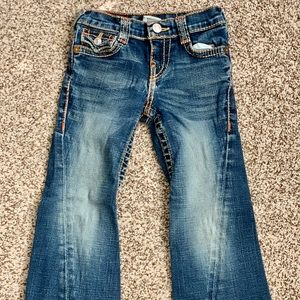 True Religion girls jeans size 5